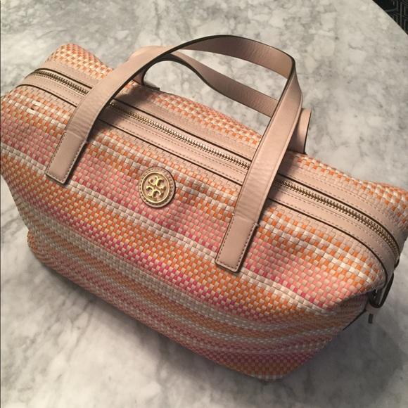 Tory Burch Handbags - Tory Burch Leather Handbag